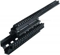 Обвес тактический UTG (Leapers) MNT-HGSG12 для Сайги-12. Длина - 381 мм. Высота - 81 мм. Ширина - 58 мм. 23700838