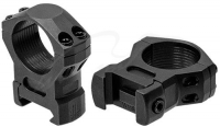 Кольца Leapers UTG PSP 2PCs. Диаметр - 25.4 мм. Medium (среднее). На планку Picatinny. 23700920