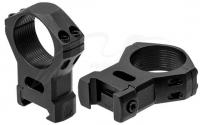 Кольца Leapers UTG PSP 2PCs. Диаметр - 30 мм. High (высокое). На планку Picatinny. 23700924