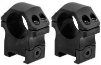 Кольца Leapers UTG PRO P.O.I. Диаметр - 25.4 мм. Medium (среднее). На планку Weaver/Picatinny. 23700941