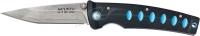 Нож Mcusta Katana ц: черный/синий. 23701139