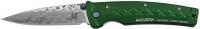 Нож MCUSTA Fusion Damascus ц: зеленый. 23701159