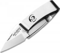 Нож Mcusta Kamon Crane Money Clip с зажимом для купюр. 23701199