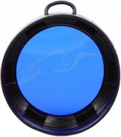 Светофильтр Olight FM-20B 35 мм ц:синий. 23701387
