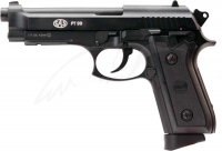 Пистолет пневматический SAS (Taurus PT99) Blowback. Корпус - металл. 23701428