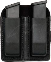 Подсумок Front Line KNG 2105 для двух пистолетных магазинов. Материал - Kydex. Цвет - черный. 23702223