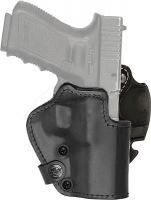 Кобура Front Line LKC для Glock 17/22/31. Материал - Kydex/кожа/замша. Цвет - черный. 23702231