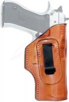 Кобура Front Line FL32 для Glock 19/23/32. Материал - кожа. Цвет - коричневый. 23702272