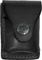 Подсумок Front Line FL 2170 для револьверного ускорителя заряжания. Материал - кожа. Цвет - черный. 23702282