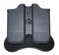 Подсумок Cytac для двух двурядных магазинов Glock 17/19/22/23/26/31/33/34/37/38. 23702417