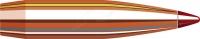Пуля Hornady ELD-X .30 масса 13.74 г/ 212 гр (100 шт.). 23702489