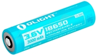 Аккумуляторная батарея Olight 18650 Li-Ion 3000mAh для H2R. 23702828
