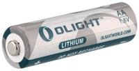 Батарея Olight АА 1.5V Литиевая. 23702894