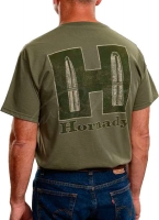 Футболка Hornady Sage&Tan - размер ХХL. 23702964