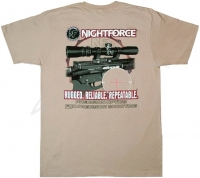 Футболка Nightforce AR-Themed. Цвет - хаки. 23750116
