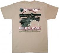 Футболка Nightforce AR-Themed. Цвет - хаки. 23750116