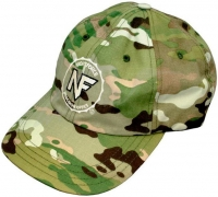 Кепка Nightforce Embroidered Hat. Цвет - Multicam. 23750157