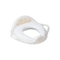 Накладка на унитаз Tega Teddy Bear MS-020 Soft мягкая 118 white pearl. 34472