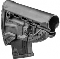 Приклад FAB Defense GK-MAG Survival Buttstock для АК без адаптера. Цвет - черный. 24100014