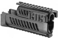 Цевье FAB Defense AK-47 полимерное для АК47/74. Цвет - черный. 24100018