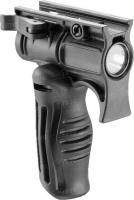 Рукоятка передняя FAB Defense FFGS-1 складная с креплением для фонарей 2,54 см. 24100022