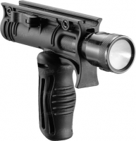 Рукоятка передняя FAB Defense FFA-T4 складная с креплением для фонарей 30 мм. 24100023