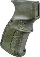 Рукоятка пистолетная FAB Defense AG для АК-47/74 (Сайга). Цвет - оливковый. 24100033