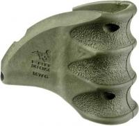 Накладка FAB Defense MWG на шахту магазина AR15/M16. Цвет - оливковый. 24100041