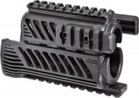 Цевье FAB Defense KPR полимерное для АКСУ/Вулкан. Цвет - черный. 24100047