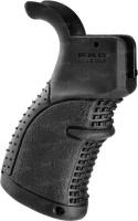 Рукоятка пистолетная FAB Defense AGR-43 прорезиненная для M4/M16/AR15. Цвет - черный. 24100066