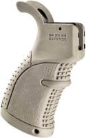 Рукоятка пистолетная FAB Defense AGR-43 прорезиненная для M4/M16/AR15. Цвет - песочный. 24100068