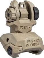 Целик складной FAB Defense RBS на планку Picatinny. Цвет - песочный. 24100086