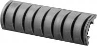 Накладка защитная FAB Defense RC на планку Picatinny (3 шт. в компл.). Цвет - черный. 24100094