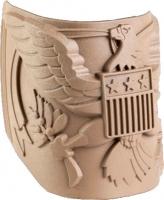 "Сменная панель FAB Defense на накладку MOJO ""American Eagle"" ц:песочный. 24100172"