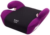 Автокресло Bair Yota бустер (22-36 кг) DY2418 черный - фиолетовый. 32912