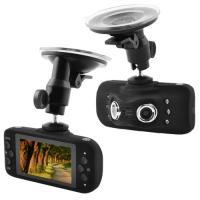 """Автомобильный видеорегистратор Lux F11, LCD 2.7"""", Dual optics, 1080P Full HD. 31675"""