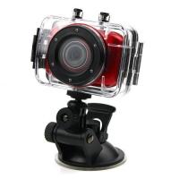 Спортивный видеорегистратор Lux S 020/ F5 HD, TOUCH SCREEN, waterproof case. 32082