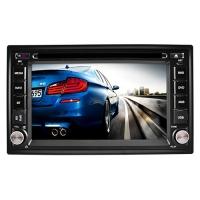 """Автомагнитола WITSON 9900, LCD 6.2"""", GPS, Bluetooth, FULL TUCH SCREN, TV-тюнер, 2-DIN, 4х50W. 31660"""