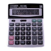 Калькулятор CITIZEN 240, двойное питание. 31934
