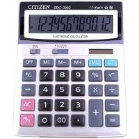 Калькулятор CITIZEN 3882, двойное питание. 31935