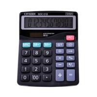 Калькулятор CITIZEN 519, двойное питание. 31936