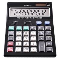 Калькулятор 5812, двойное питание Lux. 31930