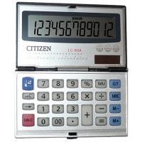 Калькулятор CITIZEN 80а. 31937