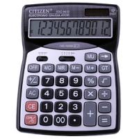 Калькулятор CITIZEN 9833, двойное питание. 31938