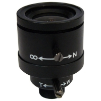 Объектив Lux 4-9 мм manual. 32014