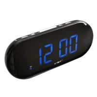Часы сетевые VST-717-5 синие, USB. 32826