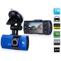 Автомобильный видеорегистратор Lux 550, LCD 2.7'', 1080P Full HD. 31671