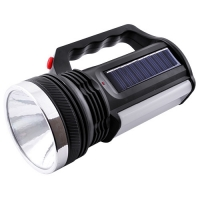 Фонарь переносной Luxury 2836 T, 1W+16SMD, солнечная батарея, ЗУ 220V, встроенный аккумулятор. 32600