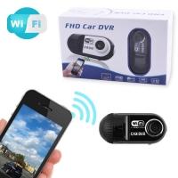 Автомобильный видеорегистратор Lux 03 Wi-Fi, 1080P Full HD. 31663