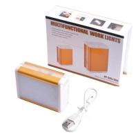 Power Bank 10000 mAH 905-15SMD c LED-панелью Lux. 31620